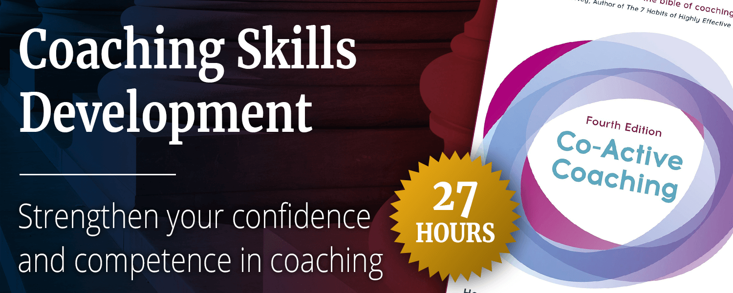Coaching Skills Development