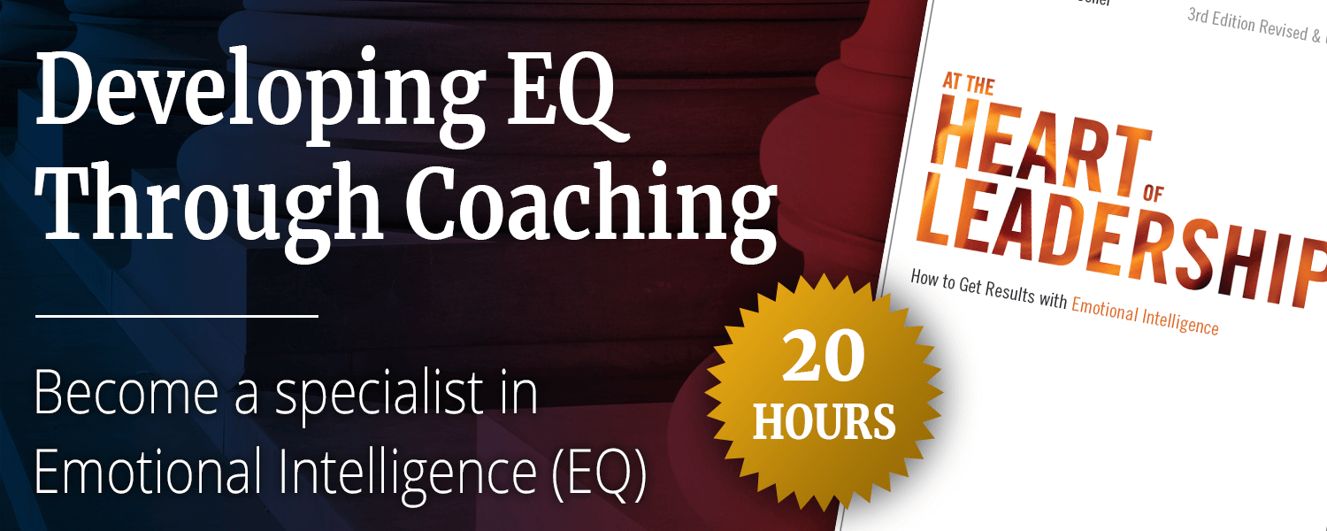 Developing Emotional Intelligence Through Coaching