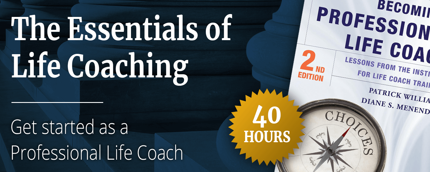 Essentials of Life Coaching
